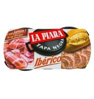 Pate de Porc iberic La Piara - 2x73 g
