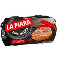 Pate Picant de Porc La Piara - 2x73 g