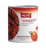 Rosii Felii (Soleggiati Pomodori Spicchi ) Menu 800 g