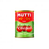 Rosii Cherry – Ciliegini Intregi Mutti400 g