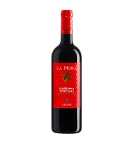 Vin Rosso Maremma Toscana DOC La Mora 0.75l