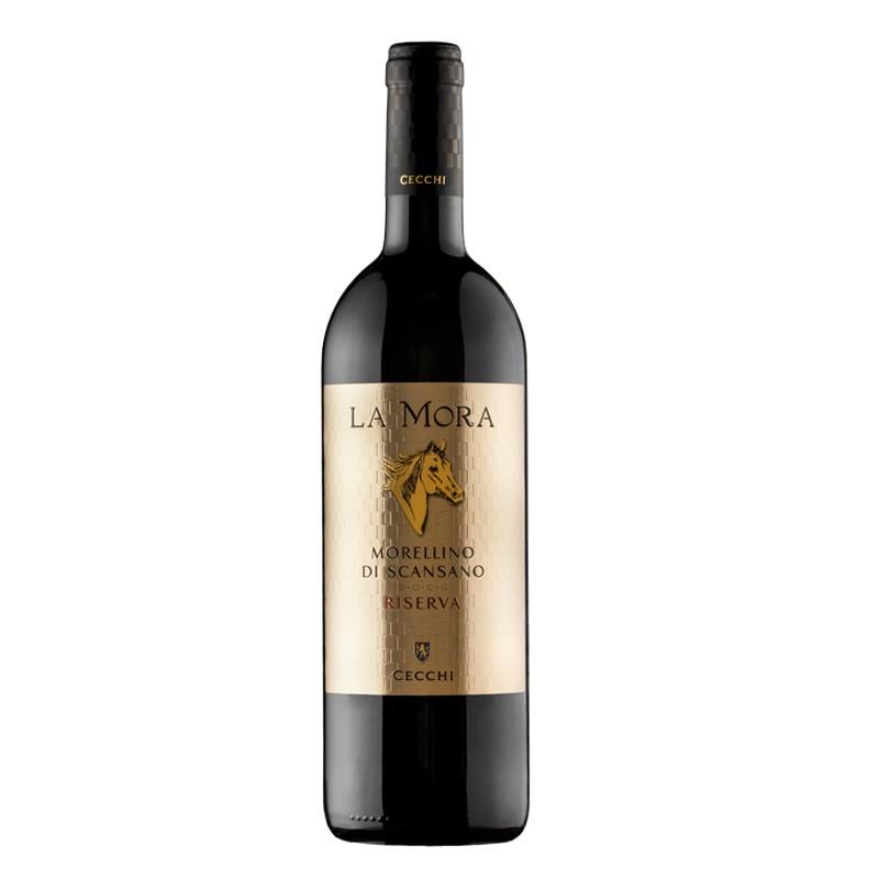Vin Morellino Di Scansano Riserva DOCG La Mora 0.75l