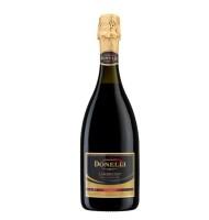 Vin Spumant Rosu Lambrusco IGT Emilia Donelli 0.75 l