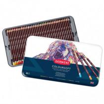 Set 36 creioane colorate Coloursoft Derwent