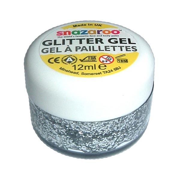 Culori glitter gel Snazaroo