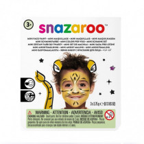 Set Pictura pe Fata Tiger, Snazaroo