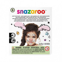 Set Pictura pe Fata Bunny, 3 Culori, Snazaroo