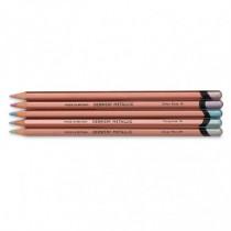 Creioane Metallic Derwent