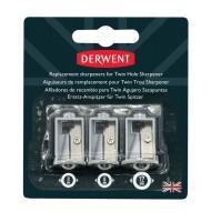Set 3 Lame Schimb Ascutitoare Electrica Derwent