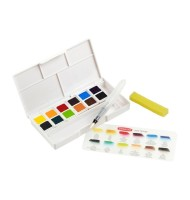 Inktense Paint Pan Travel Set Derwent