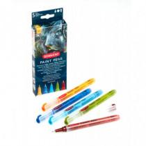 Set 5 liner Paint Pen Palette 2 Derwent