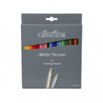 Set creioane colorate Artist Cretacolor