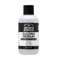 Mediu acrilic glazura Artists Winsor Newton