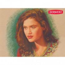 Set 24 creioane Pastel Derwent