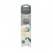 Set 3 waterbrush Aqua2Go Cretacolor