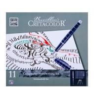 Set Handwriting Calligraphy Cretacolor