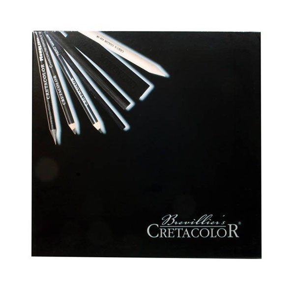 Set creioane Black Box Cretacolor