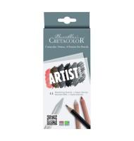 Set 11 creioane Drawing 101 Cretacolor