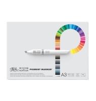 Bloc hartie Pigment Marker...