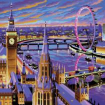 Pictura pe Numere Londra
