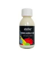 Vernis acrilic mat Atelier