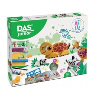 Set modelaj Art Lab Jungle Friends Das Junior