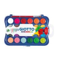 Set 24 pastile acuarela Giotto