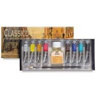Set Culori in Ulei Classico...