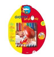 Set 8 carioci si suport Egg Giotto Bebe