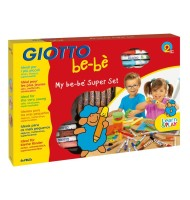 Set Maxi desen si modelaj Giotto Be-be