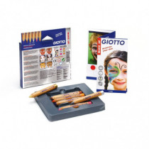 Set Creioane Cosmetice Glamour Make Up, Giotto