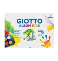 Bloc pictura Album Kids Giotto