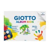 Bloc pictura Album Kids Giotto