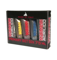 Set 5x75ml culori acrilice...