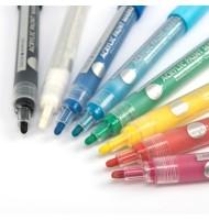 Set 5 marker acrilic Simply...