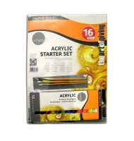 Set acrilic Starter Simply...