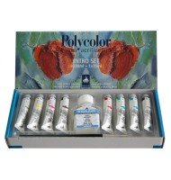 Set 8x20ml culori vinilice...