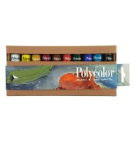 Set 10x20ml culori vinilice...