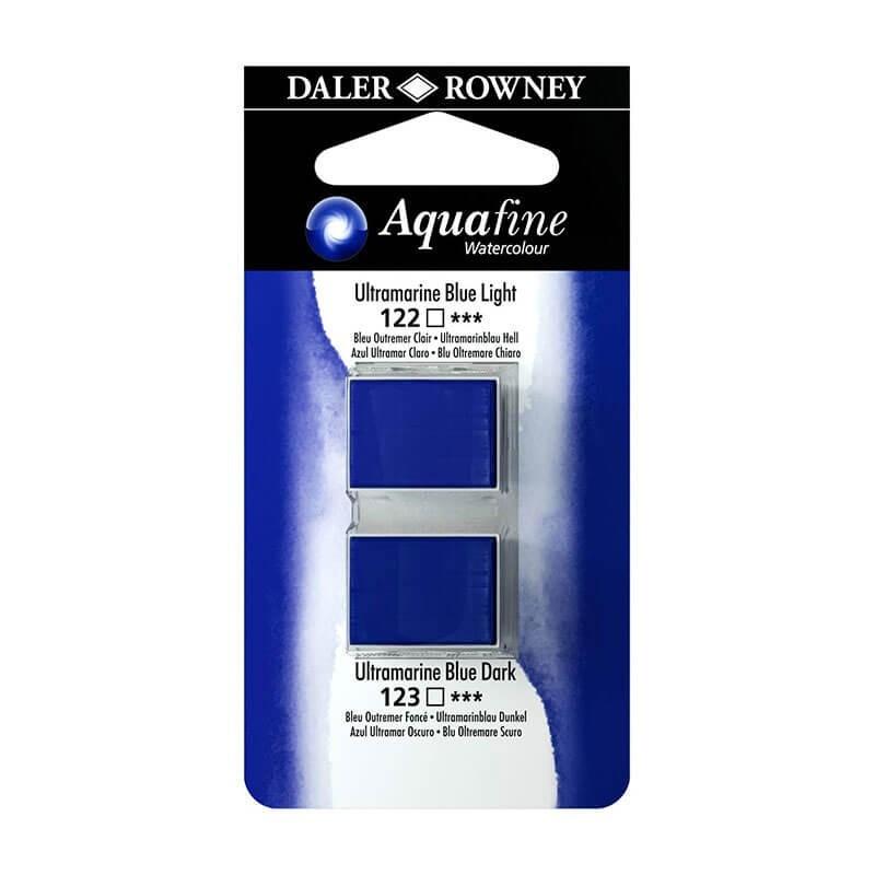 Set 2 culori acuarela godete Aquafine Daler Rowney