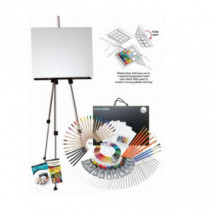 Set Pictura cu Sevalet Art Studio Daler Rowney