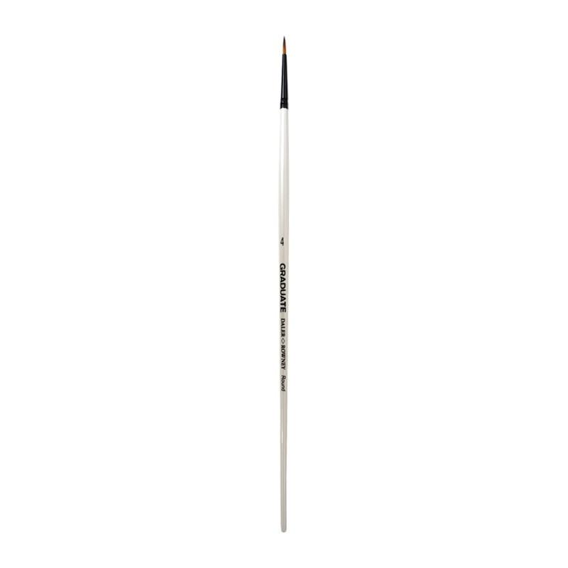 Pensula sintetic rotunda Graduate Daler Rowney