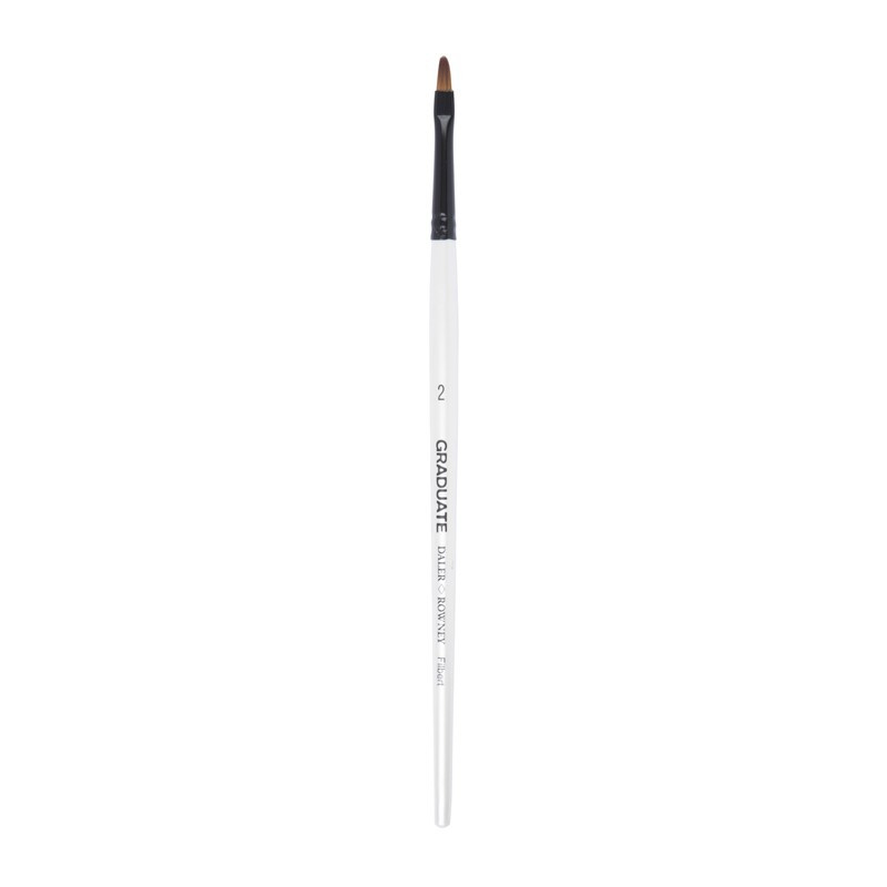 Pensula sintetic Filbert Graduate Daler Rowney