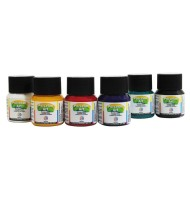 Set 6x20ml culori portelan...