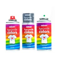 Culori textile spray H2O...