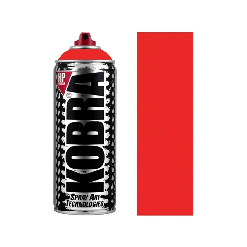 Vopsea spray acrilic Fluo Kobra HP