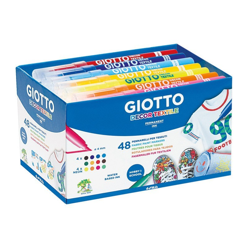 Marker Decor Textile Giotto