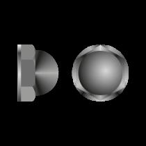Capacele pentru Piulite, Polietilena Neagra