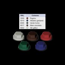 Capacele pentru Suruburi cu Cap Hex 8mm si 10mm, Otel, Vopsit