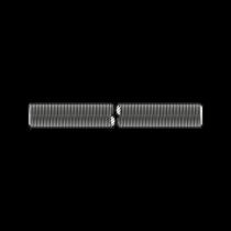 Tija Filetata 2m DIN 975, Inox A2