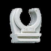 Suport Clip Simplu pentru Sina 20mm, Nailon 6.6
